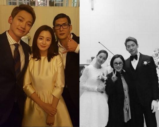 テヒ 結婚 キム キム・テヒ♥RAIN、結婚後初めて夫婦一緒にCM出演…リアル夫婦の甘い雰囲気