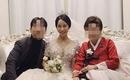 元Jewelry チョ・ミナ、結婚式を終えた心境を告白…家族との記念写真も「祝福に感謝します」