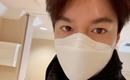 イ・ミンホ、マスク姿のセルフショットを公開!大きな瞳にうっとり