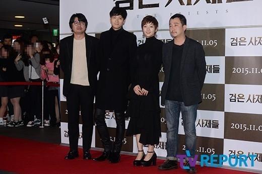 PHOTO】キム・ユンソク&カン・ドンウォン&パク・ソダムら、映画 ...