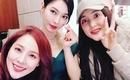S.E.S.のBada&ユジン&キム・ソヨン、美女3人の記念ショット…ドラマ「ペントハウス2」で共演中