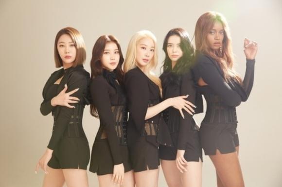 韓国 ガールズ グループ