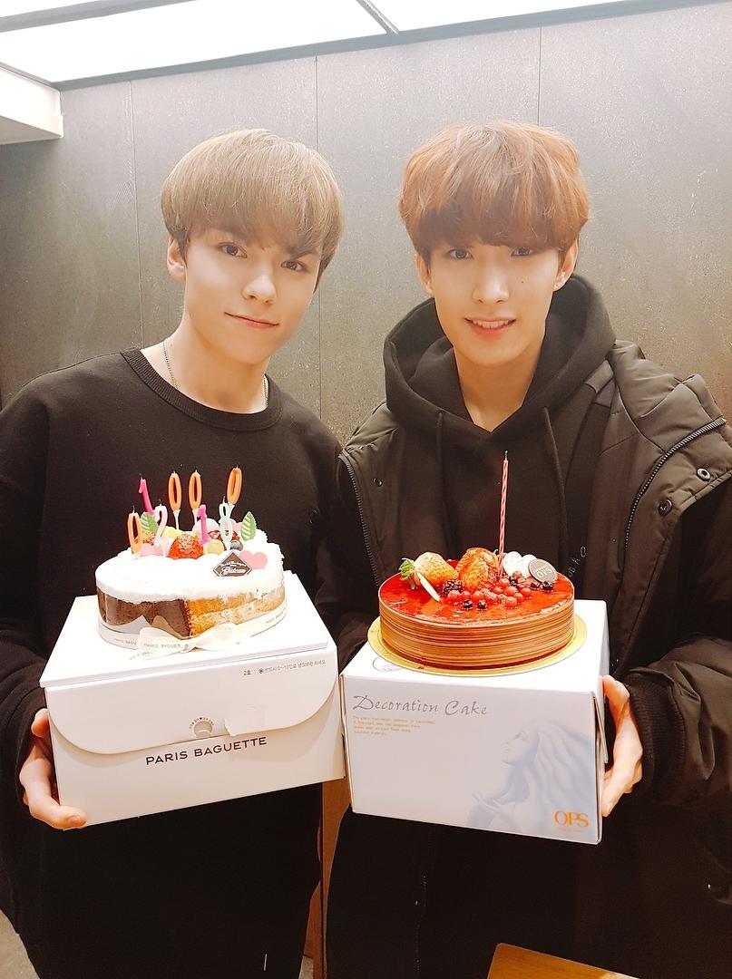 Seventeen 誕生 日