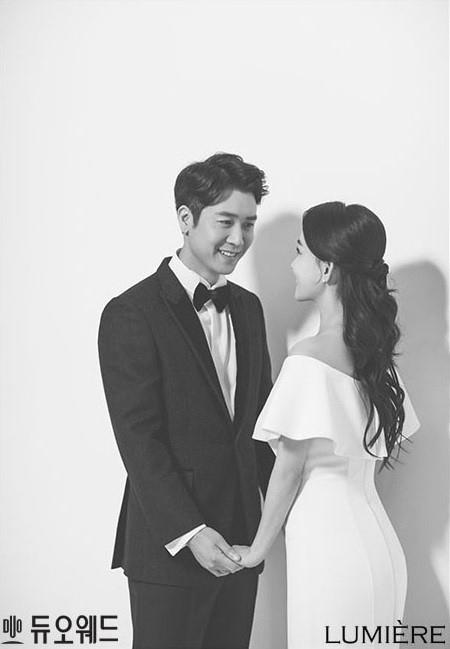 俳優チョ ヒョンジェ 結婚をサプライズ発表 ウェディンググラビア公開 Kstyle