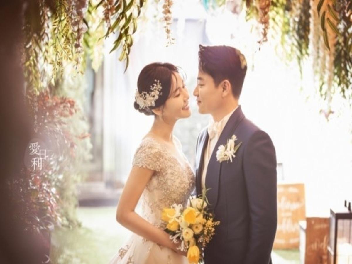 結婚 ハ ジウォン