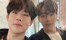 MONSTA X ショヌ&ジュホン、人気番組「路地裏食堂」に出演…SNSで記念ショットを公開