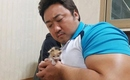 マ・ドンソク、ギャップ萌え!?小さな子猫を抱いた近況ショットが話題