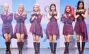 新人ガールズグループPIXY、デビューショーケースを開催「ロールモデルは2NE1先輩」
