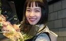 キム・テリ、大きな花束を抱えてニッコリ…お人形のようなビジュアル