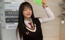 gugudan キム・セジョン、まるで現役高校生?清楚な制服姿を公開「『驚異的な噂』見てください」