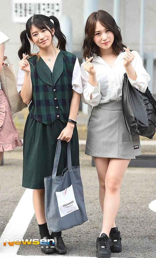 AKB48 高橋朱里&竹内美宥、相次いで日本から韓国へ…2人が注目される ...