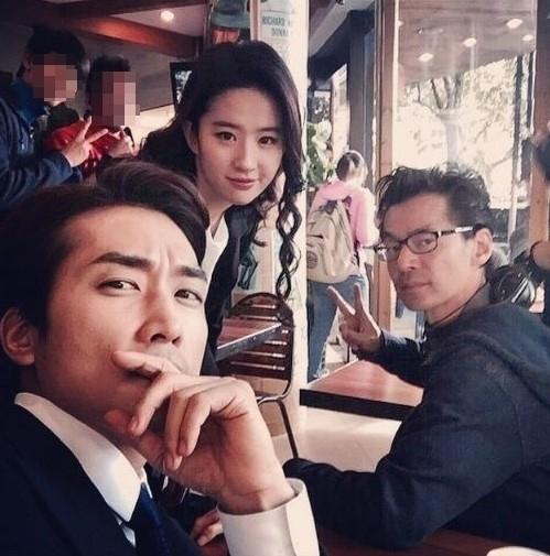 ソン スンホン instagram