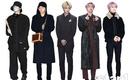 MONSTA X ヒョンウォン、抜群のスタイルが際立つ…ブラックファッションに注目
