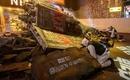 ソウル市内に謎の物体?ソン・ジュンギ&キム・テリら出演、映画「勝利号」ユニークな宣伝方法が話題に