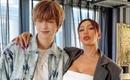 Jessi、Wanna One出身カン・ダニエルとのツーショットを公開…2人の表情に注目