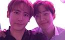 2PM ニックン、ジュノの誕生日をお祝い!仲良しなツーショットも「必ずお金持ちになって」
