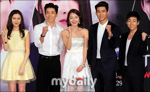 PHOTO】2PM テギョン&ソ・イヒョン&キム・ジェウクら「君を守る恋 ...